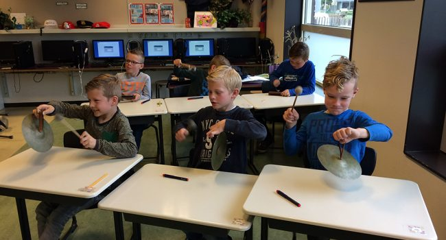 Workshops basisscholen